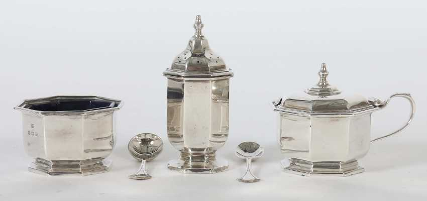 Condiment Set, William Neale - photo 1