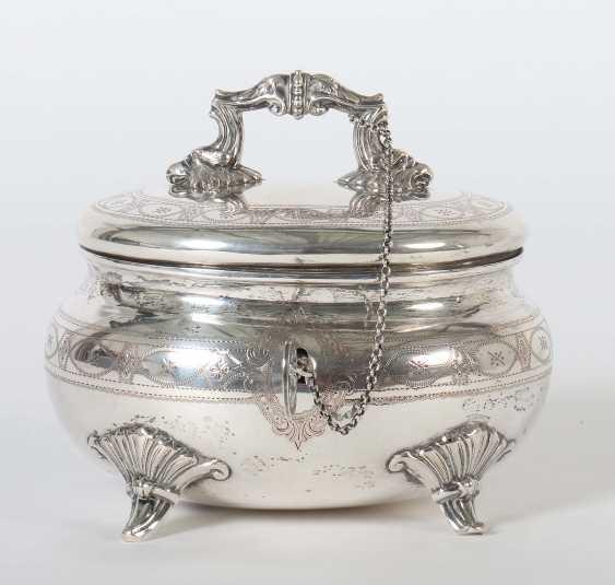 Sugar bowl 1900's - photo 1
