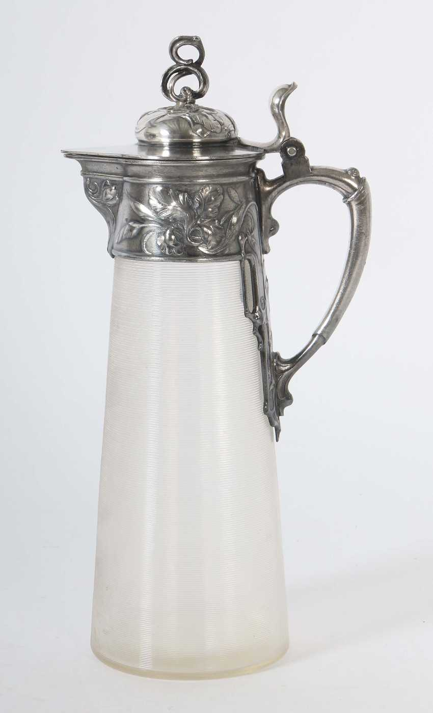 Art Nouveau-carafe, WMF - photo 1