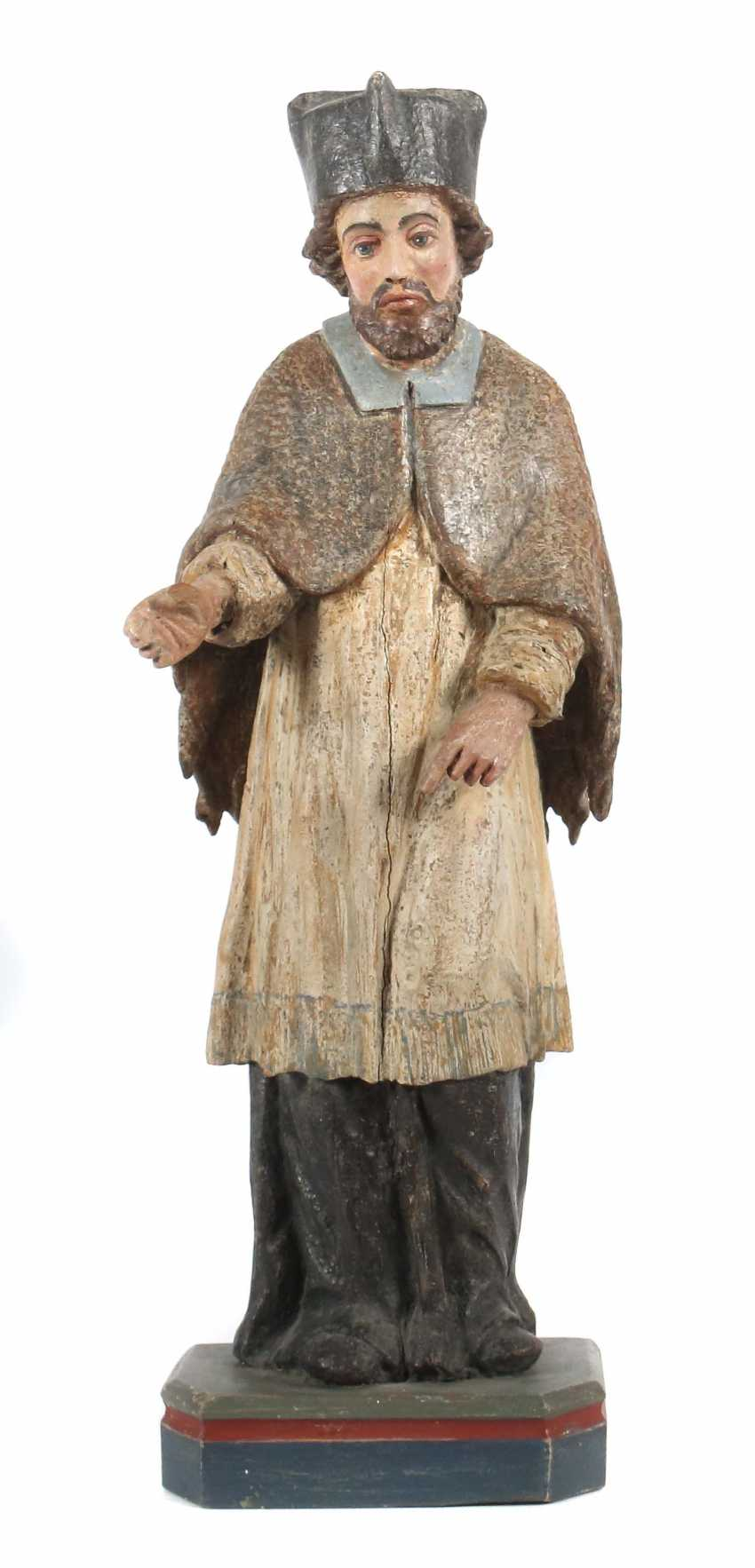 "Sculptor of the 19th century. Century ""Saint Nepomuk"" - photo 1"
