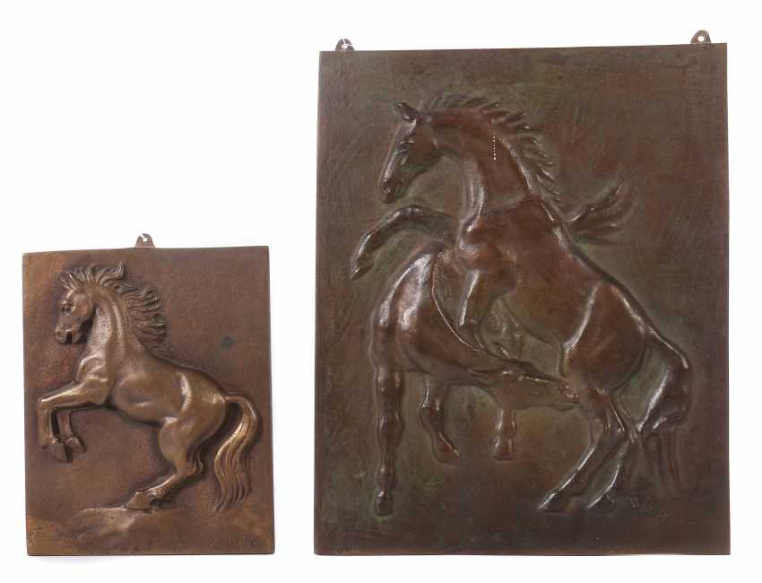 """Sculptor of the 20th century. Century """"Horse Images"""" - photo 1"""