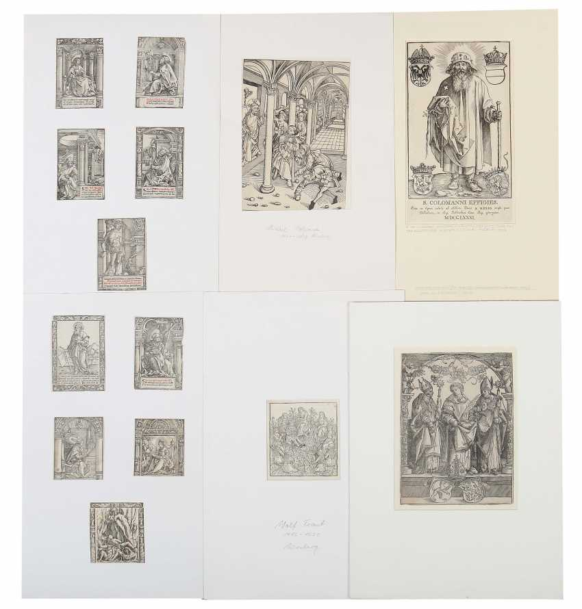 Artists of the 16th century. Century Wolf Traut - photo 1