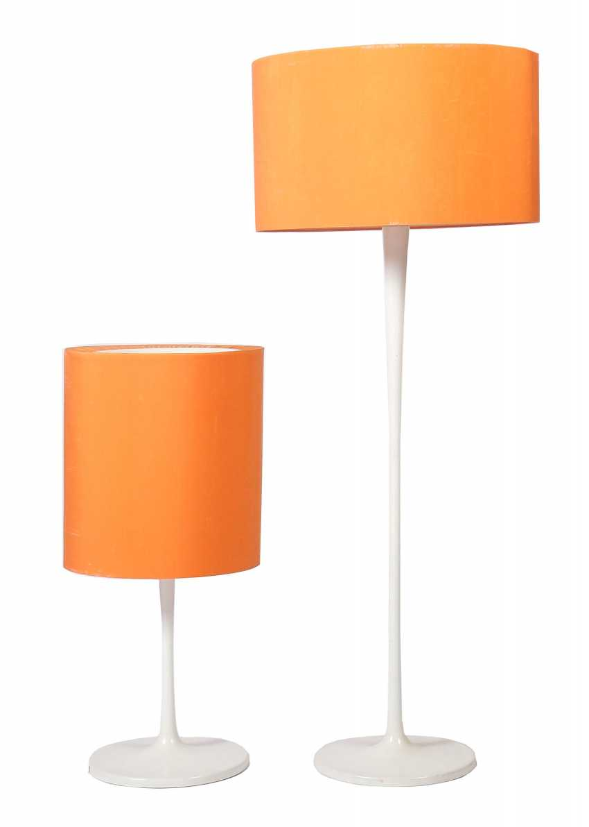 Pair of floor lamps probably Germany - photo 1
