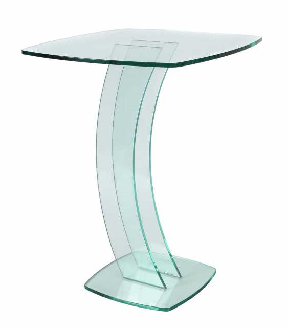 Glass Table Coffee Table Germany - photo 1