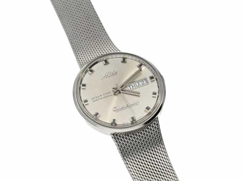 3d325e6e845 Lot 6168. Armbanduhr  Mido Ocean Star Automatic-Chronometer  Datoday ...