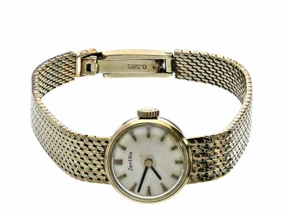 Watch: gold vintage ladies watch from the brand 'Central', around 1960 - photo 1
