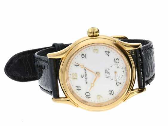 Wrist watch: Swiss watch brand Revue Thommen 'Classical' hand lift GT1885 to 2000 - photo 1
