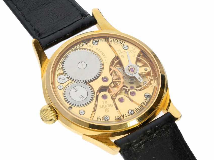 Wrist watch: Swiss watch brand Revue Thommen 'Classical' hand lift GT1885 to 2000 - photo 3