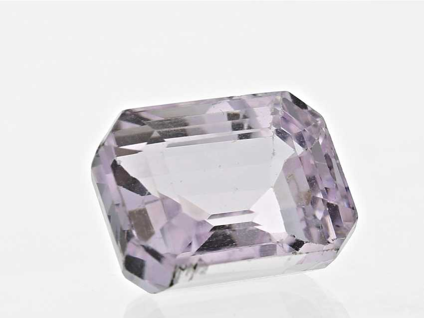 Kunzite is a beautiful quality, approx. 17,25 ct - photo 1