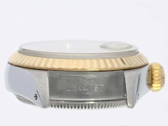 Wrist watch: high quality vintage ladies watch from Rolex in a very good condition, Lady-Datejust, Ref.69173 steel & Gold, year of built 1988 - photo 8