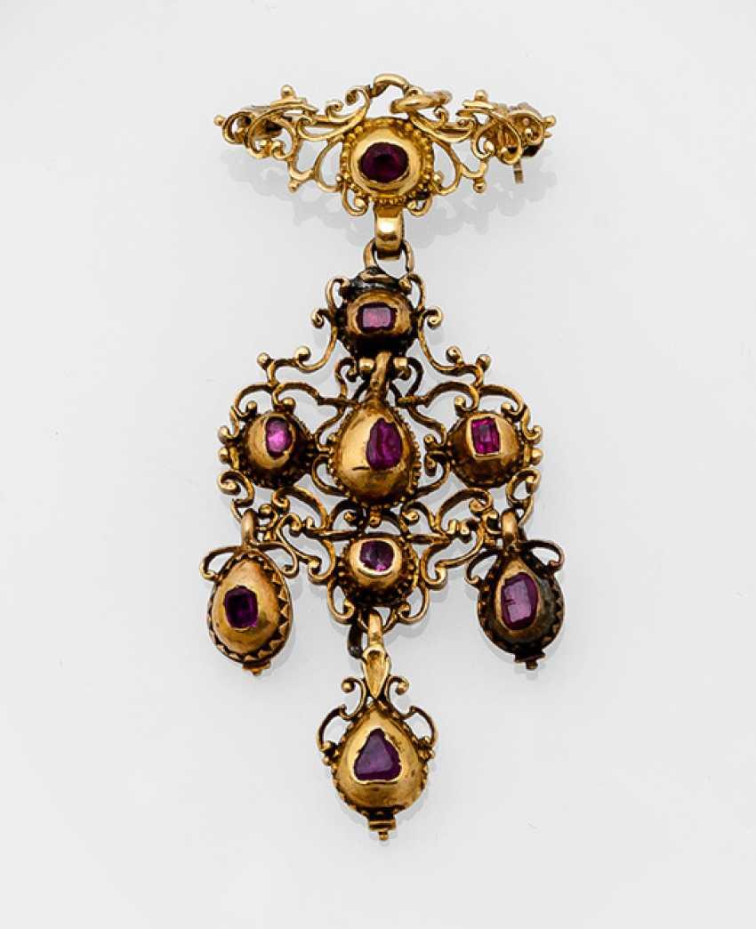 Baroque Pendant/Brooch - photo 1