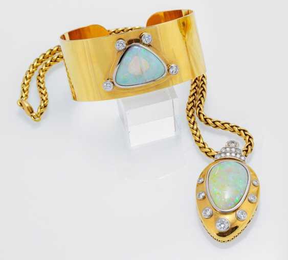 High-Quality Opal-Set - photo 1