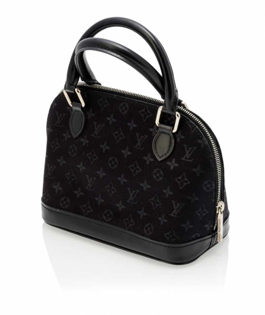 Louis Vuitton Mini bag Alma in Black - photo 1
