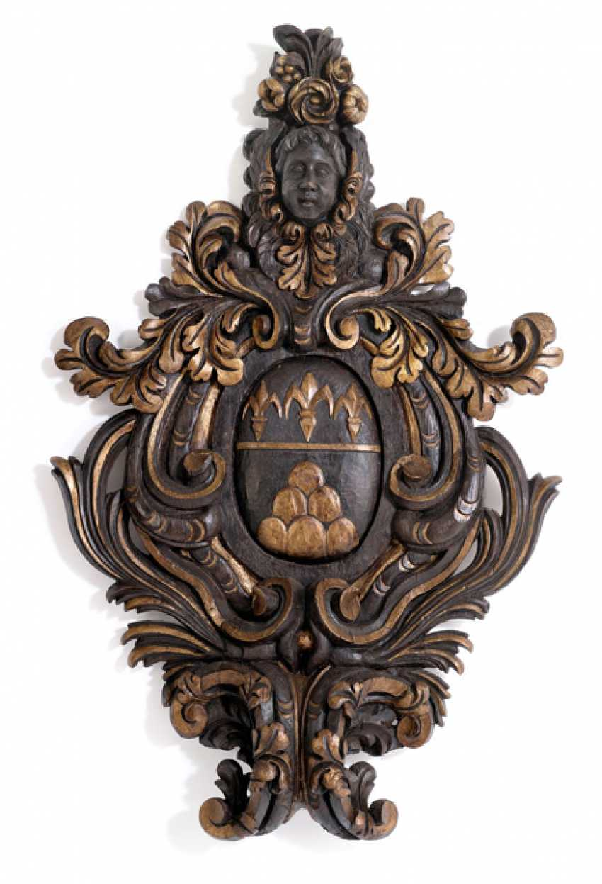 Renaissance-Wappenkartusche - photo 1