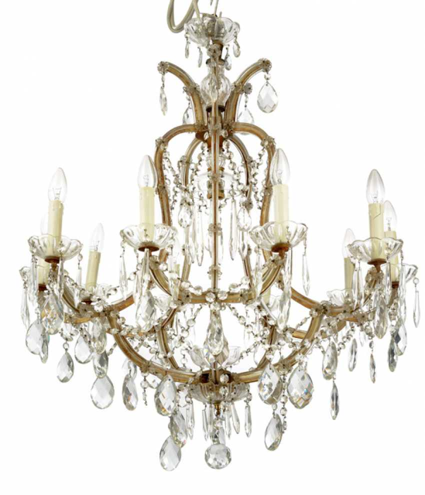 Large Ceiling Chandelier - photo 1