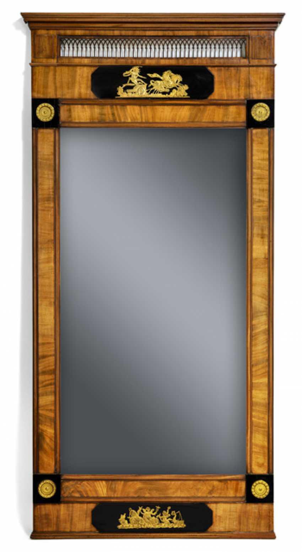 Fine classical arrow mirror - photo 1