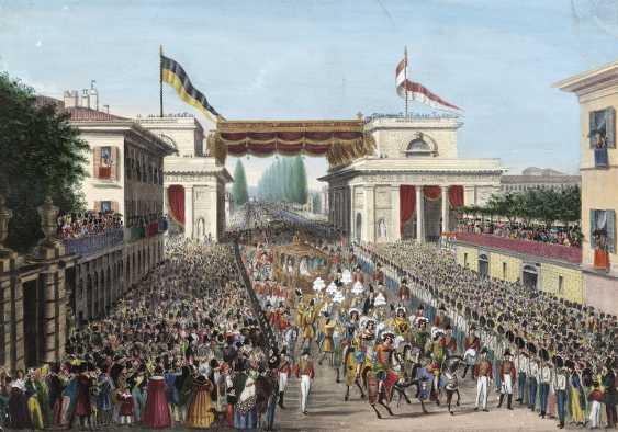 Ignoto del XIX Secolo (Da un disegno di Alessandro Sanquirico (Milano 1777-1849) - photo 1