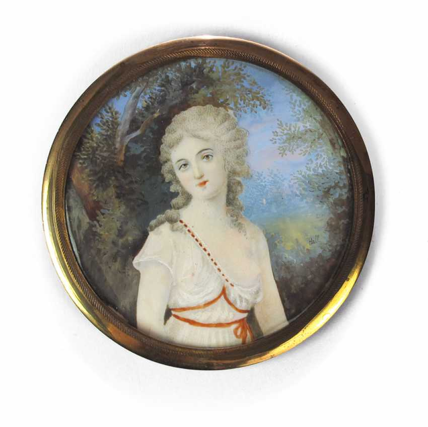 REFERRED TO HALL, A YOUNG LADY AS - photo 1