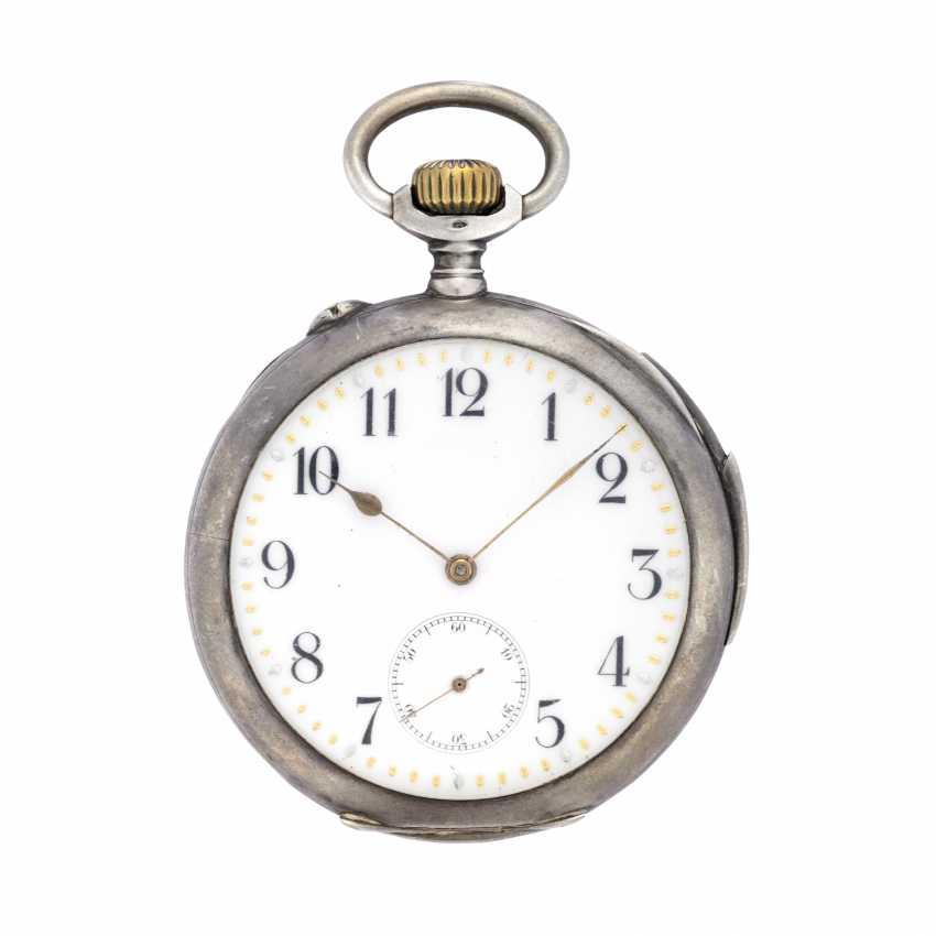 LECOULTRE: Orologio da tasca argento - photo 1