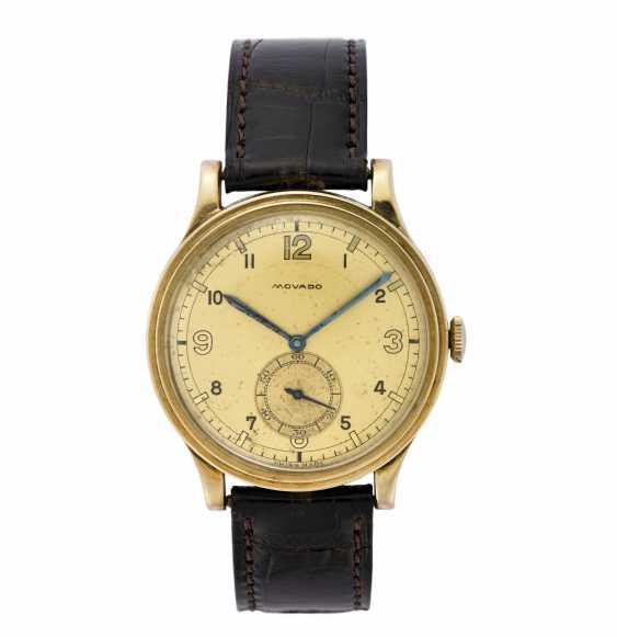 MOVADO: Orologio da polso da uomo in oro 14K - photo 1