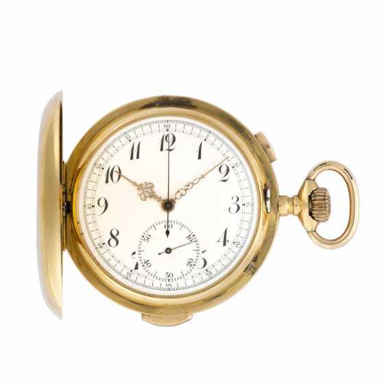 ANONIMO: Orologio da tasca in oro 18K, savonnette - photo 1
