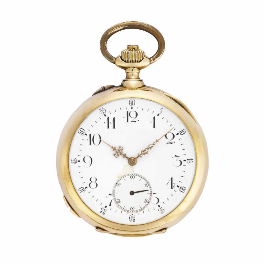 ANONIMO: Orologio da tasca in oro 18K - photo 1