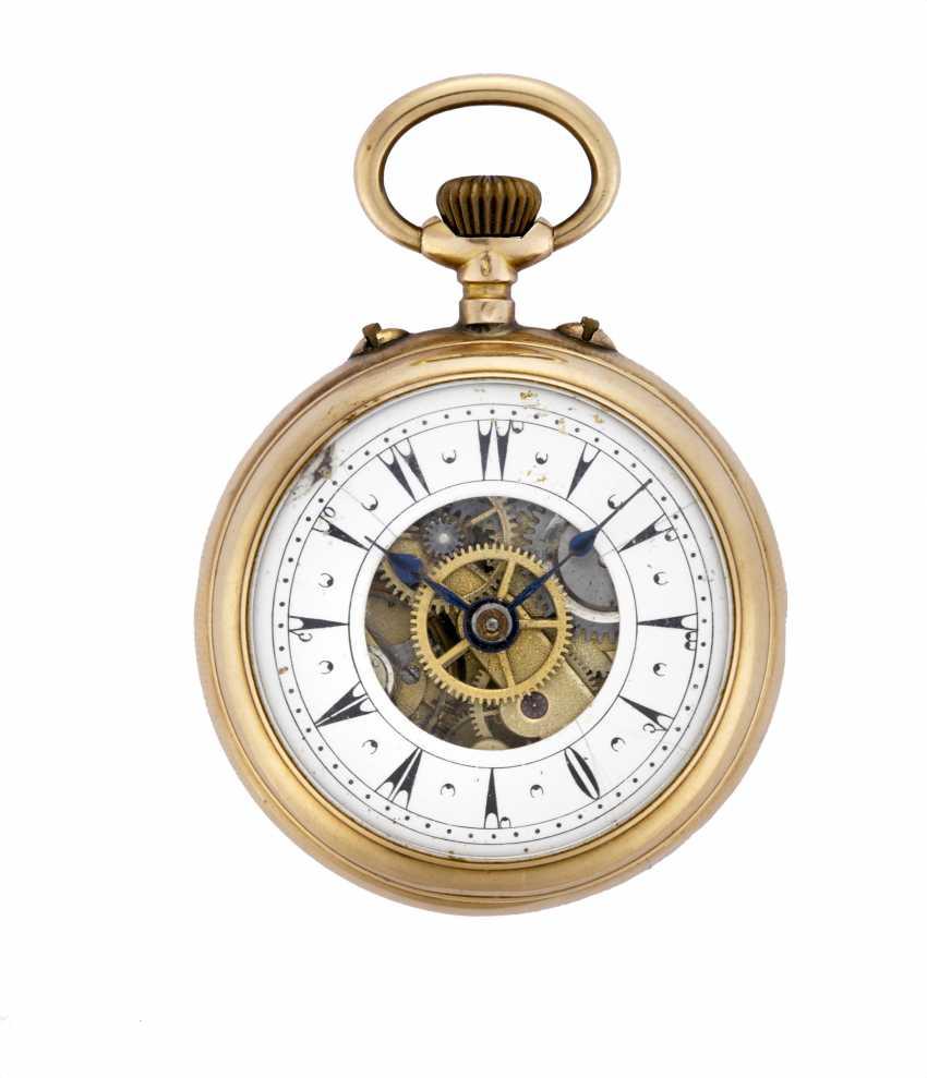 ANONIMO: Orologio da tasca in oro 18K - photo 2