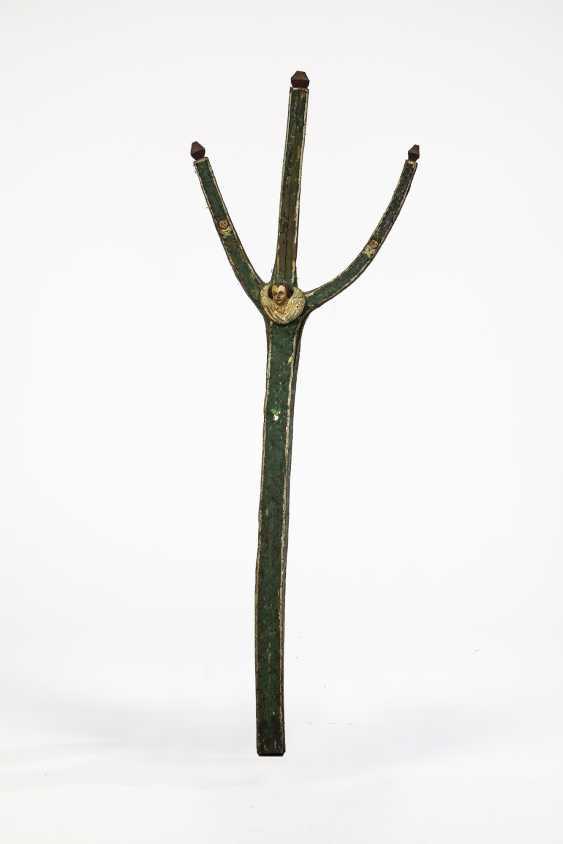 Fork cross - photo 1