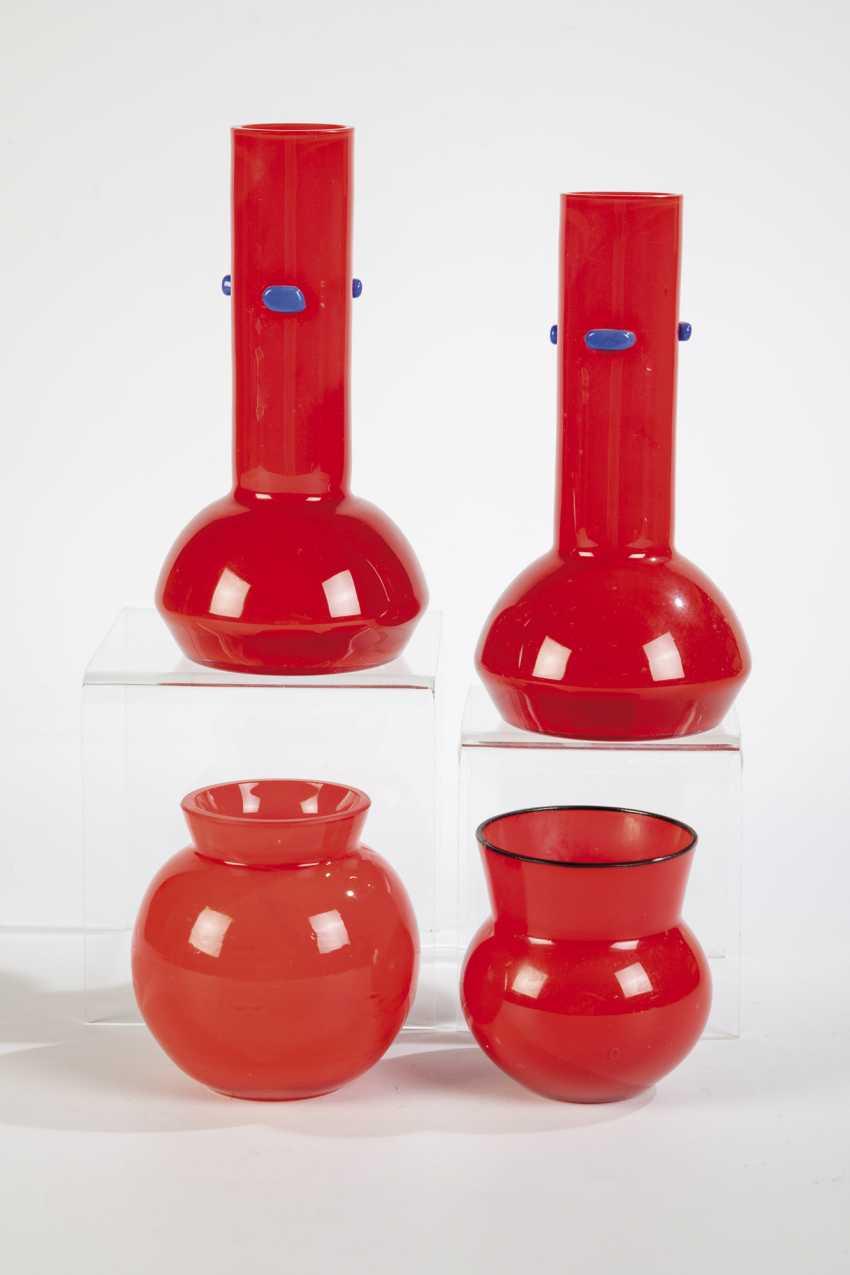 Four Vases - photo 1