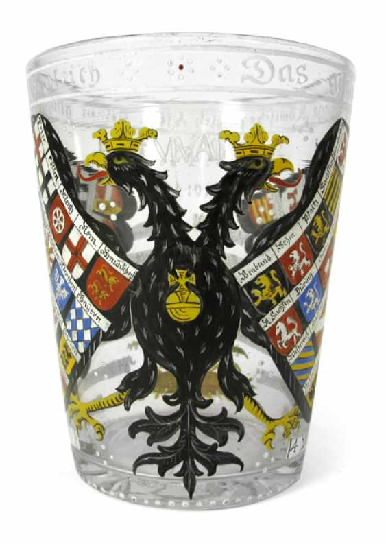CUP WITH IMPERIAL EAGLE IN THE - photo 1