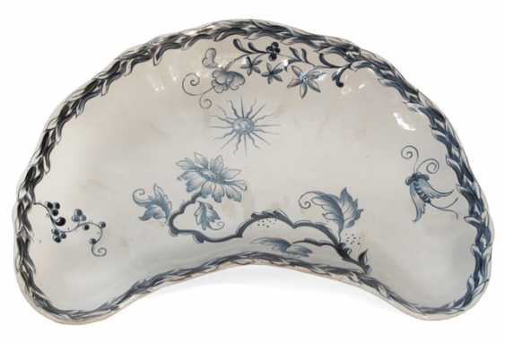 FAIENCE BOWL, CALLED BILE - photo 1
