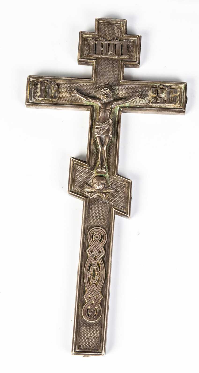 Silberkruzifix - photo 1