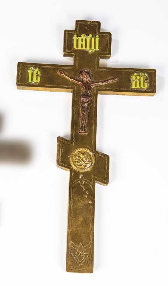 Reliquien-Kruzifix - photo 1