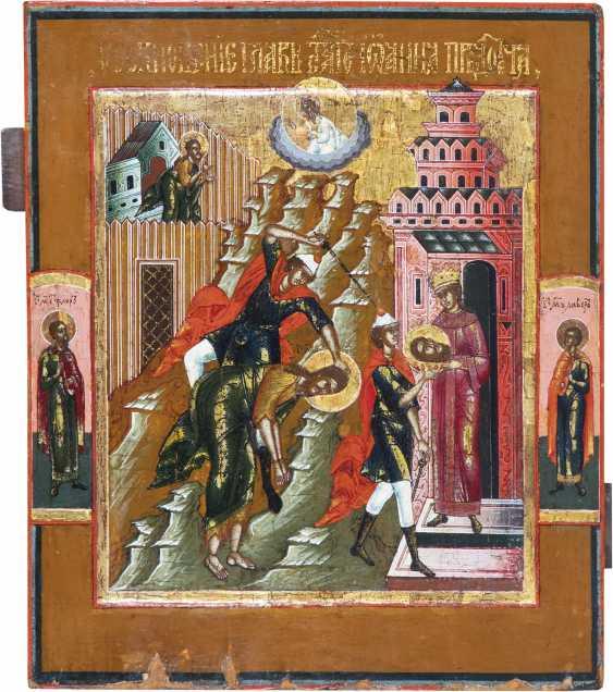Die Enthauptung Johannes des Täufers - photo 1