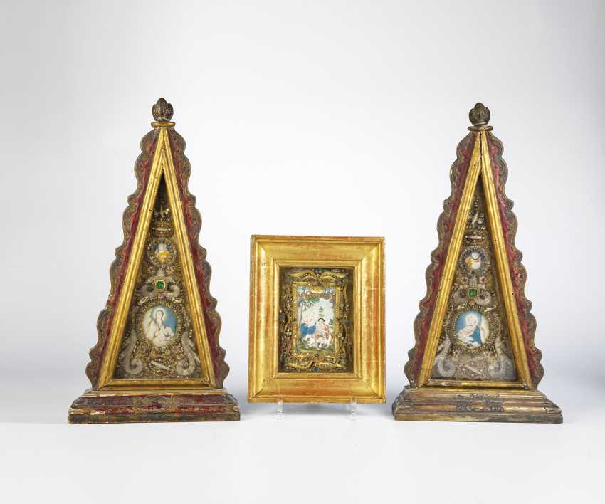 Some altarpieces work with the monastery - photo 1