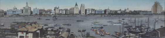 Panoramic View Of Shanghai - photo 1