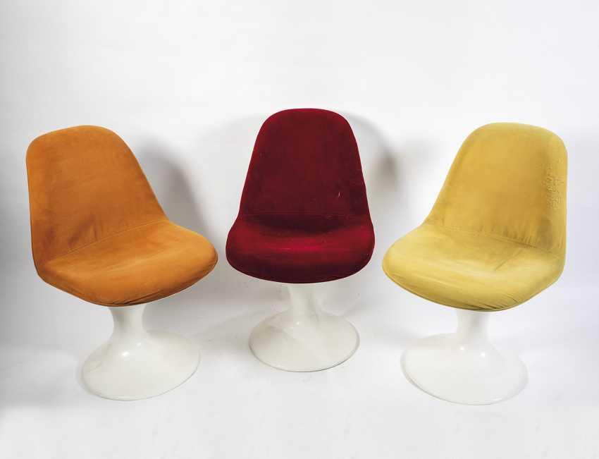 Set of six Orbit-chairs - photo 1