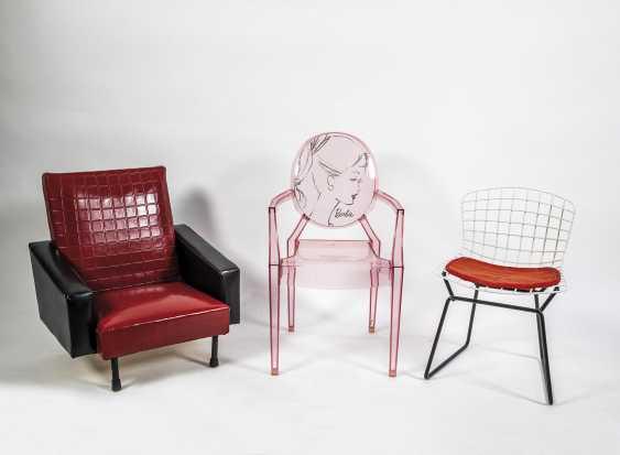 Three Designer Children's Chairs - photo 1