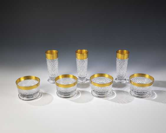 7-piece glass collection - photo 1