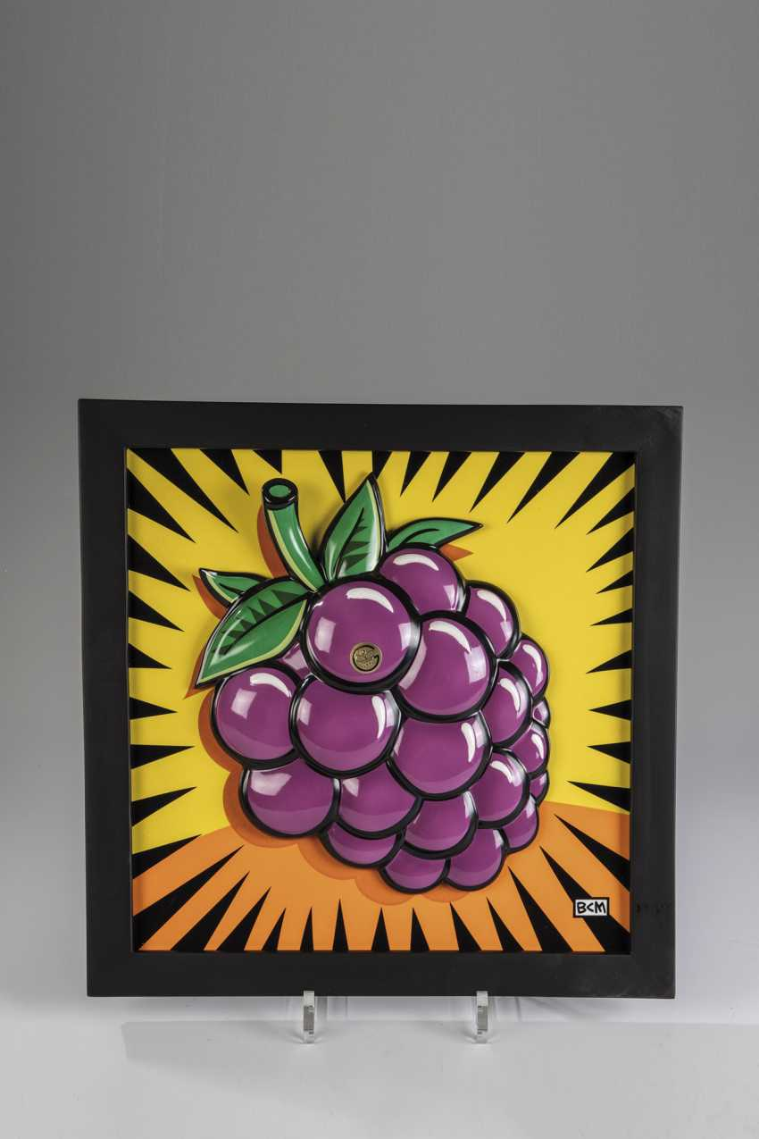 Three-Piece Burton Morris Collection - photo 1