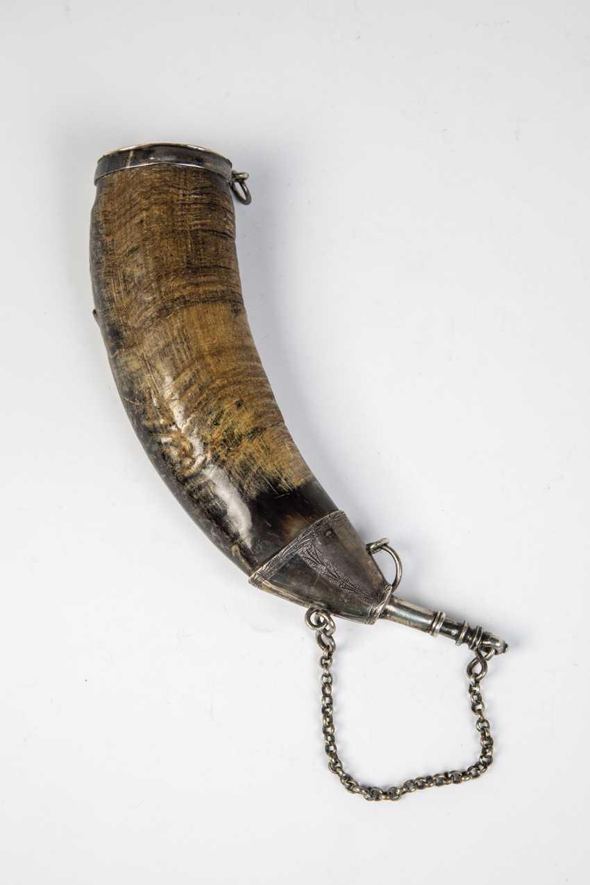 Powder Horn (Powder Bottle) - photo 1