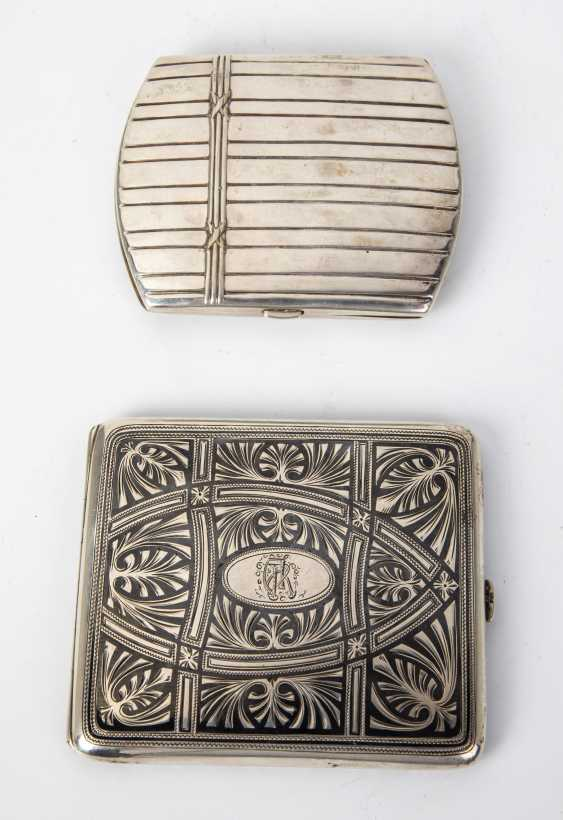 Two Cigarette Cases - photo 1