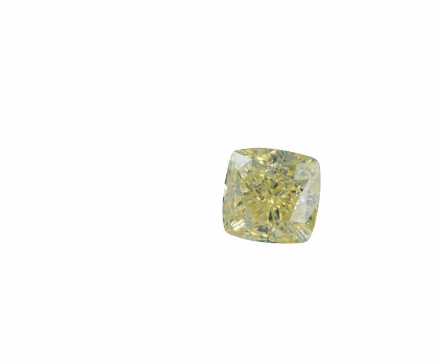 Unducted yellow diamond - photo 1
