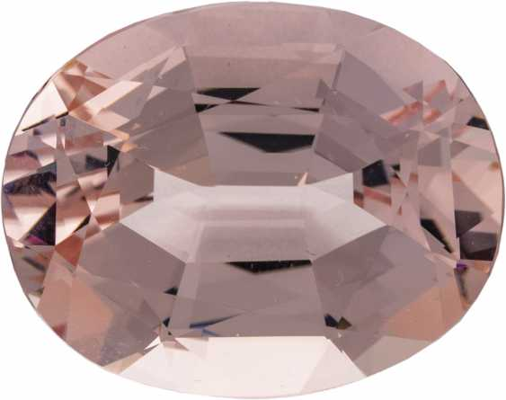 Morganite Pair - photo 1