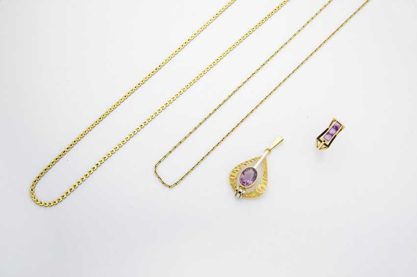 Gold Jewelry Collection - photo 1