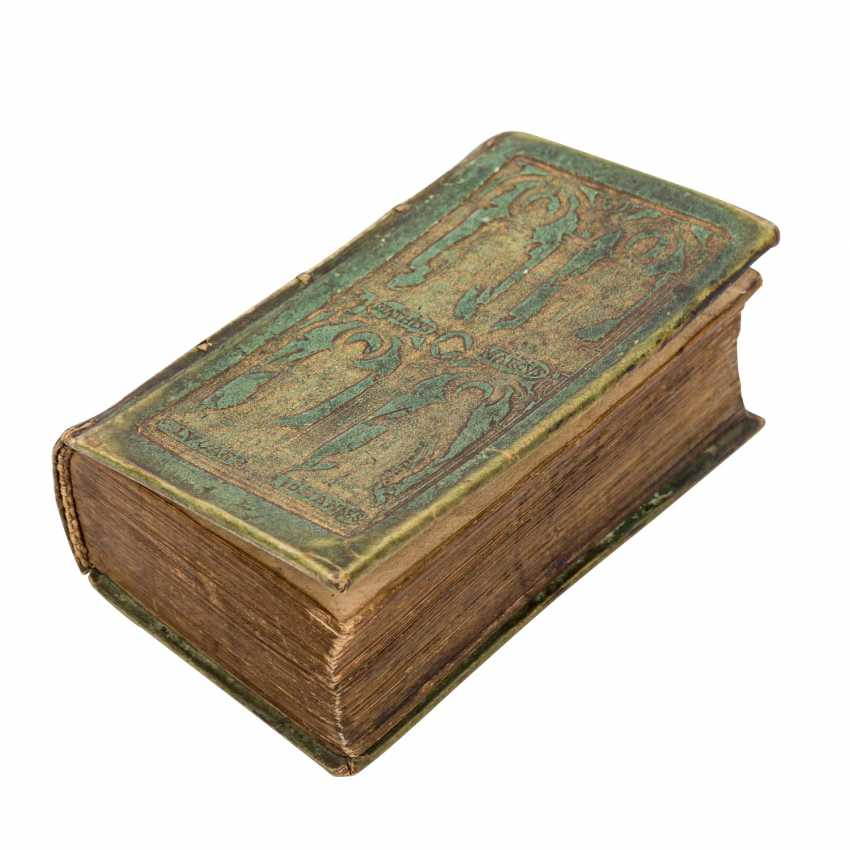 Small religious Scripture, 17. Century. - - photo 4