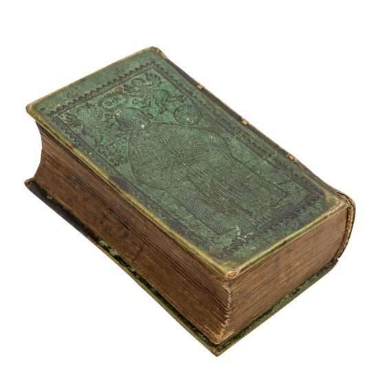 Small religious Scripture, 17. Century. - - photo 5
