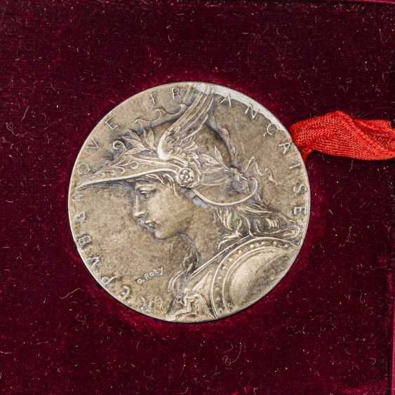 2 prize medals, third French Republic (1870-1940) - - photo 2