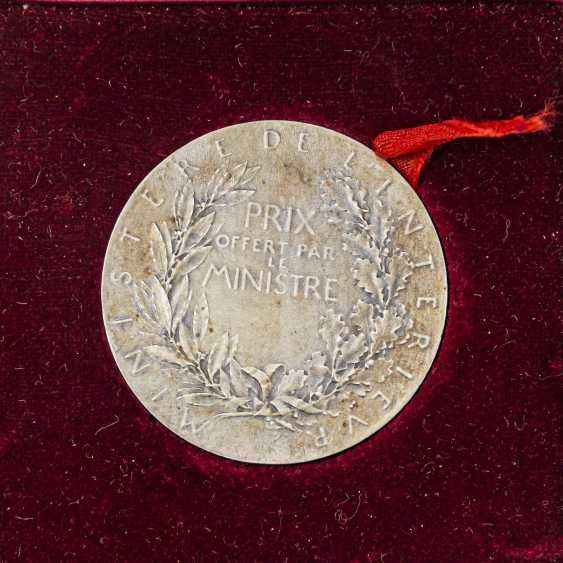 2 prize medals, third French Republic (1870-1940) - - photo 3