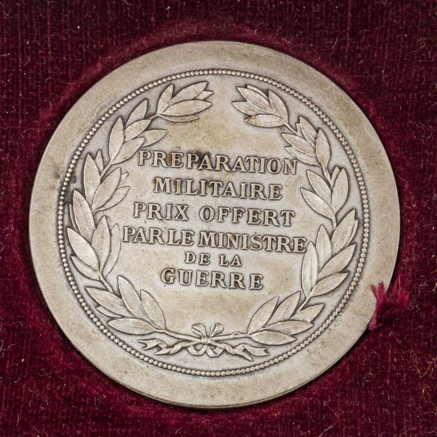 2 prize medals, third French Republic (1870-1940) - - photo 5